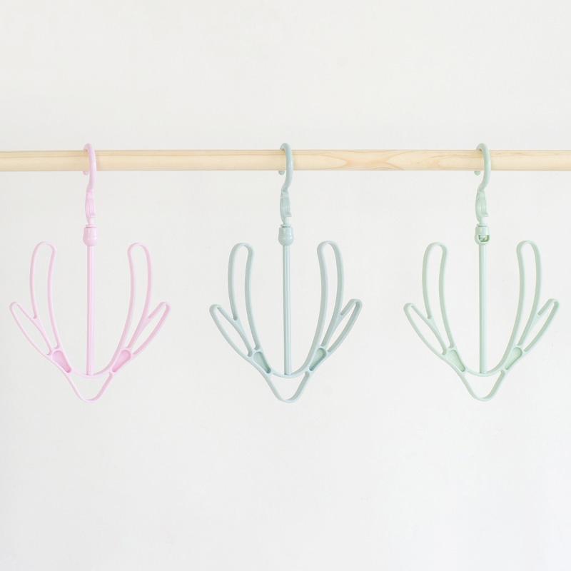 固衡防风晒鞋架5个装可连挂阳
