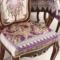 欧式餐椅垫套装坐垫家用高档奢华美式防滑透气布艺椅子垫子座垫