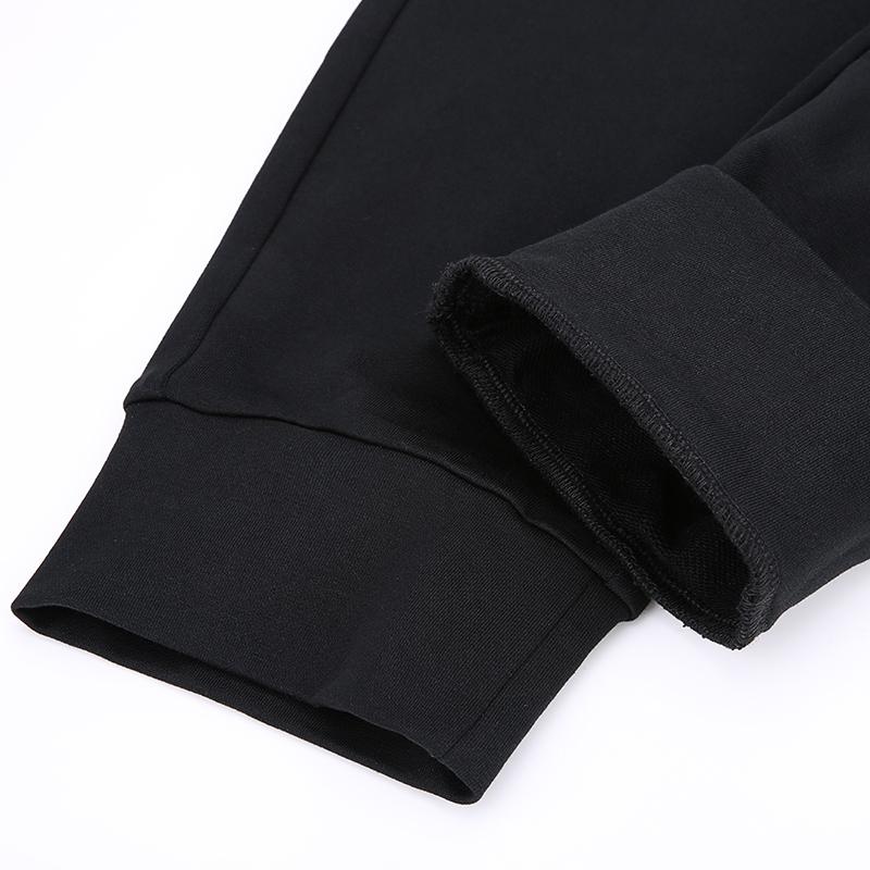 薄款运动裤长裤男休闲裤子夏季针织修身小脚裤学生青年收口束脚裤