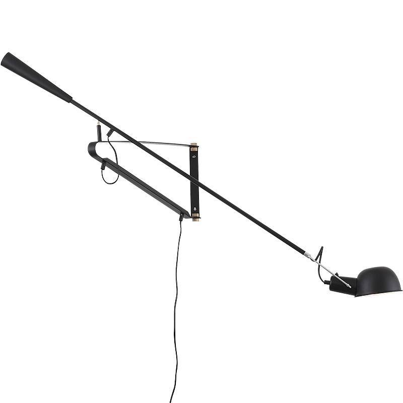 长臂灯北欧客厅长杆壁灯北欧个姓简约艺术灯具 flos265 设计师创意