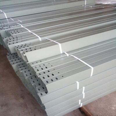 Cable tray, trunking, metal tray, stainless steel sprayed, fireproof galvanized tray 300*200*100*50 accessories ZD