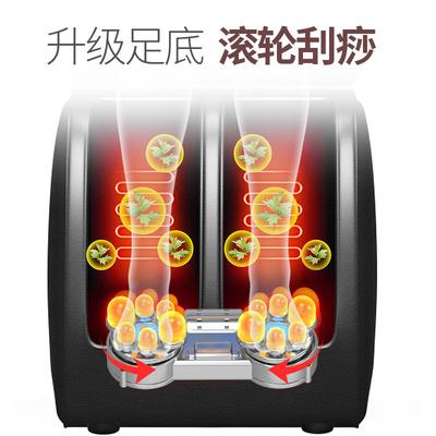 家庭按摩背部靠垫捏椅可。垫揉全身脊椎椅垫按摩家用电动按摩器躺