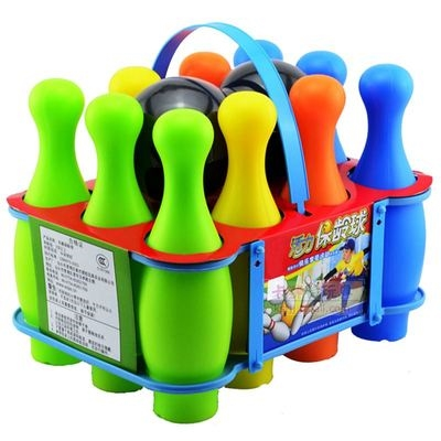 Bowling toy set toy set child boy toy child baby year old child bowling 4 toy