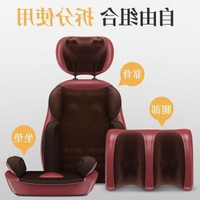新款4d电动按摩椅全自动家用小型按摩器全身揉捏多功能老年人沙发