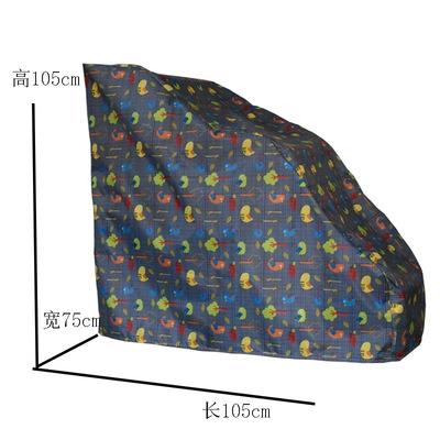 按摩椅防尘罩套椅套盖巾罩子荣布艺泰防晒防水遮阳通用定制防抓刮
