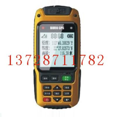 High-end Ruifeng 50A lithium battery screen handheld GPS acre measuring instrument land area graphic trajectory measuring instrument