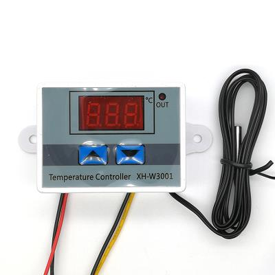 Thermostat switch adjustable temperature 220V digital display intelligent automatic controller refrigerator freezer temperature control socket