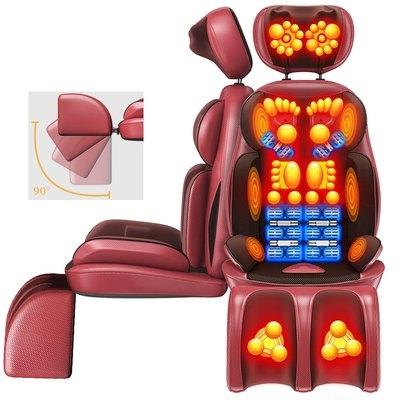。。按摩椅家用靠背垫子全身全自动豪华推拿新款小型颈肩上半身颈