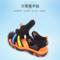 毛毛虫童鞋男童凉鞋2019夏季新款韩版儿童包头沙滩鞋女童宝宝凉鞋