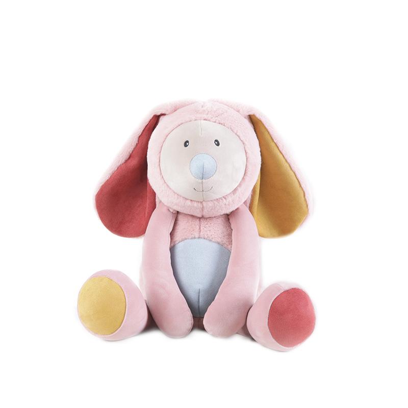 小兔子玩偶睡觉抱大号超萌可爱情侣垂耳兔毛绒玩具女孩生日礼物