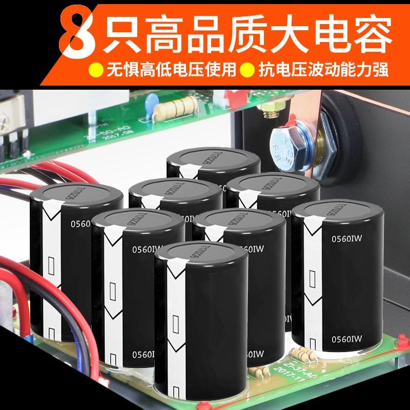 松勒315 400双电压220v 380v两用全自动家用小型全铜工业级电焊机