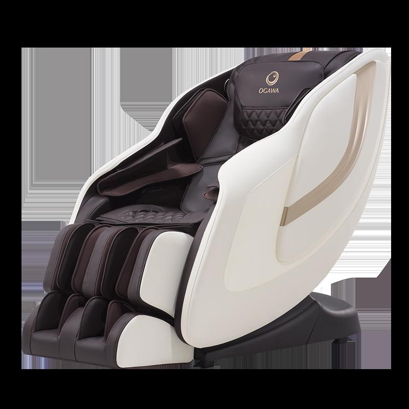 奥佳华按摩椅家用全身小型豪华多功能太空椅舱老人电动沙发OG7508