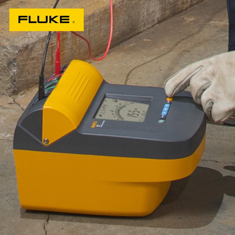 福禄克FLUKE1550C 1555KIT绝缘电阻测试仪高压兆欧表数字高阻计