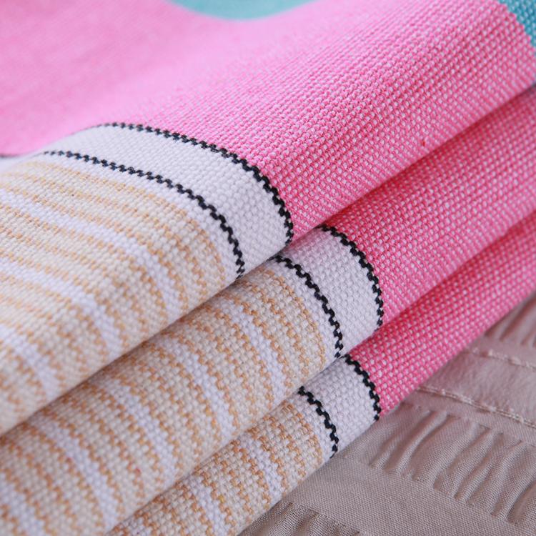 手织老粗布枕巾加厚纯棉加大全棉枕巾特价单人包邮拍数量2是一对