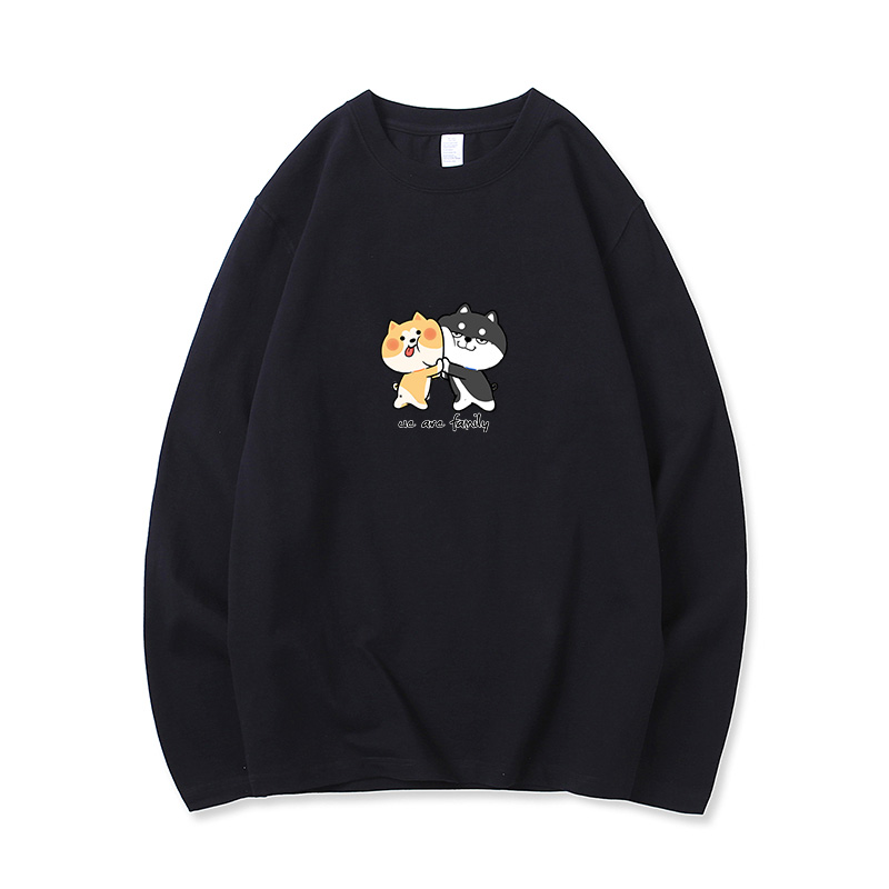 基础款【A级大牌工艺】纯棉打底衫