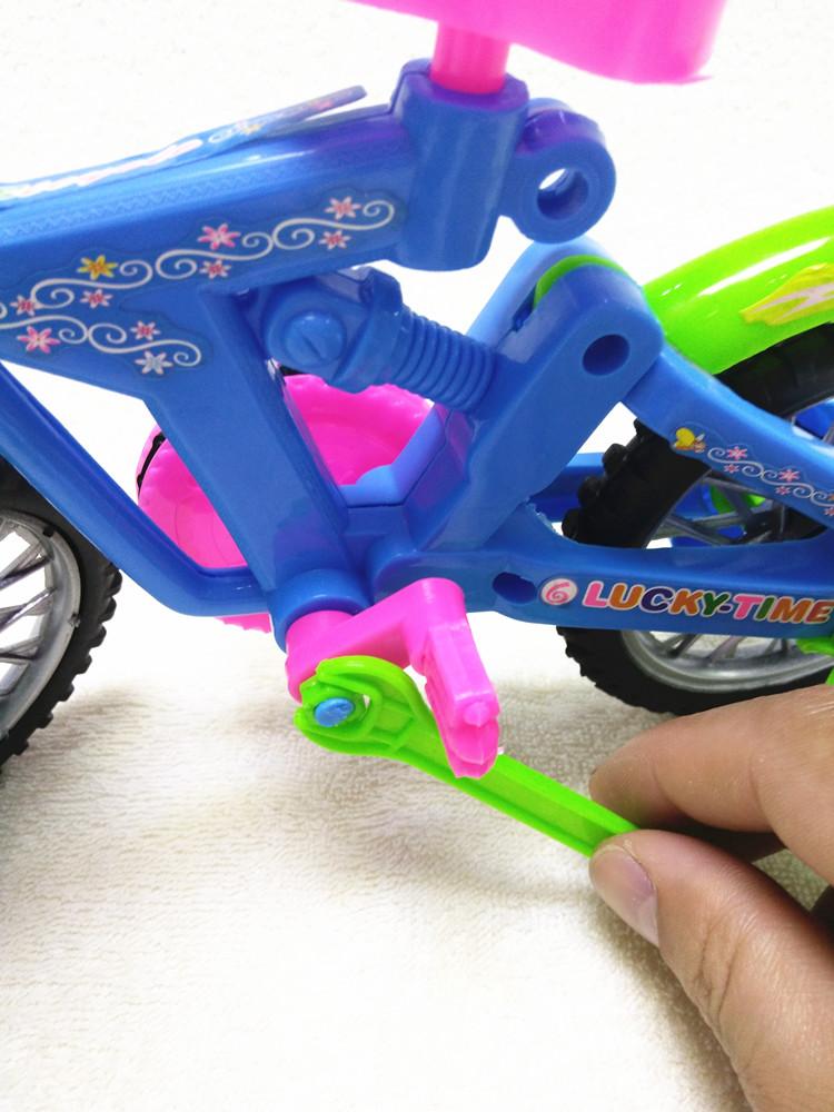 大号仿真拆装认识自行车 拼装自行车摆件 儿童DIY自行车模型玩具