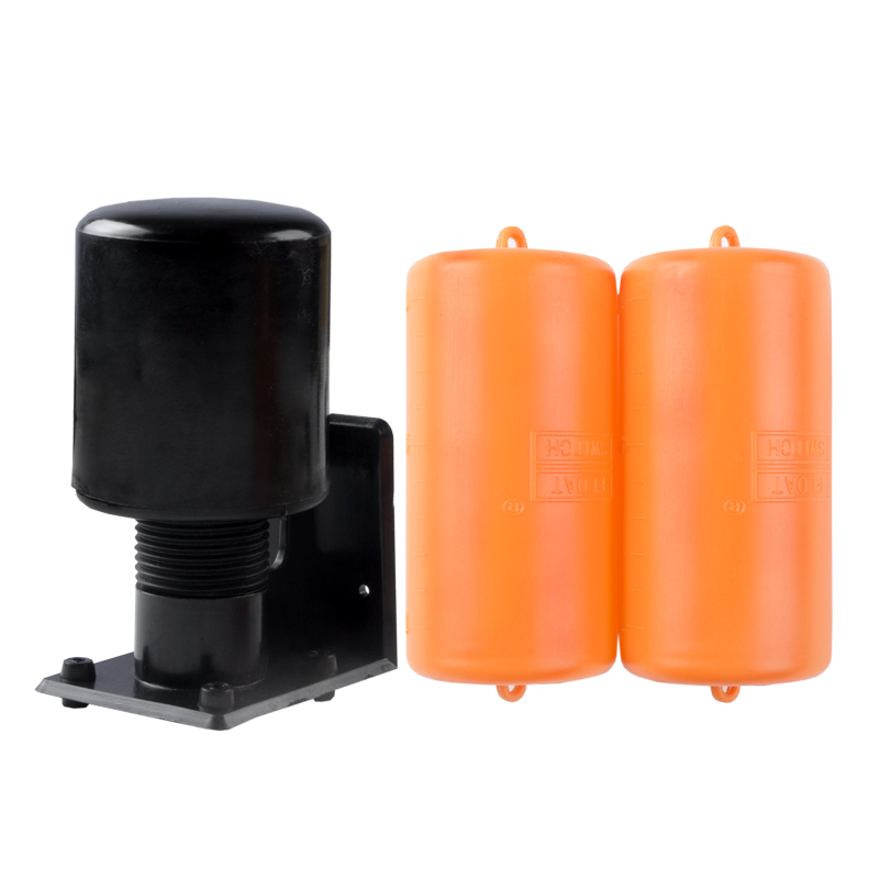 浮球开关双浮球液位控制器液位开关水塔水箱水位开关自动上水家用