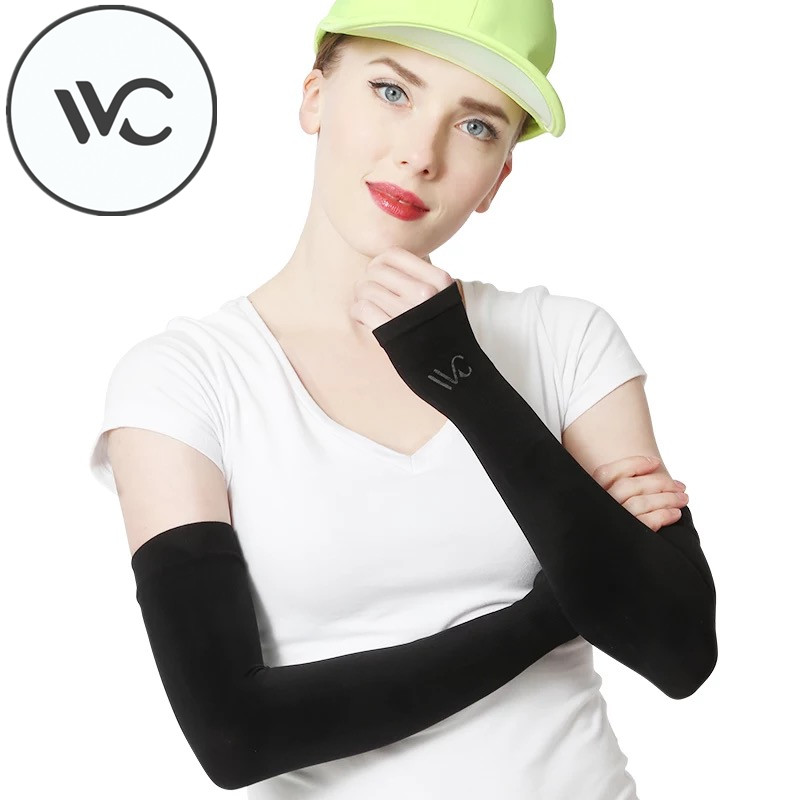 韩国vvc正品防晒袖防紫外线冰丝袖
