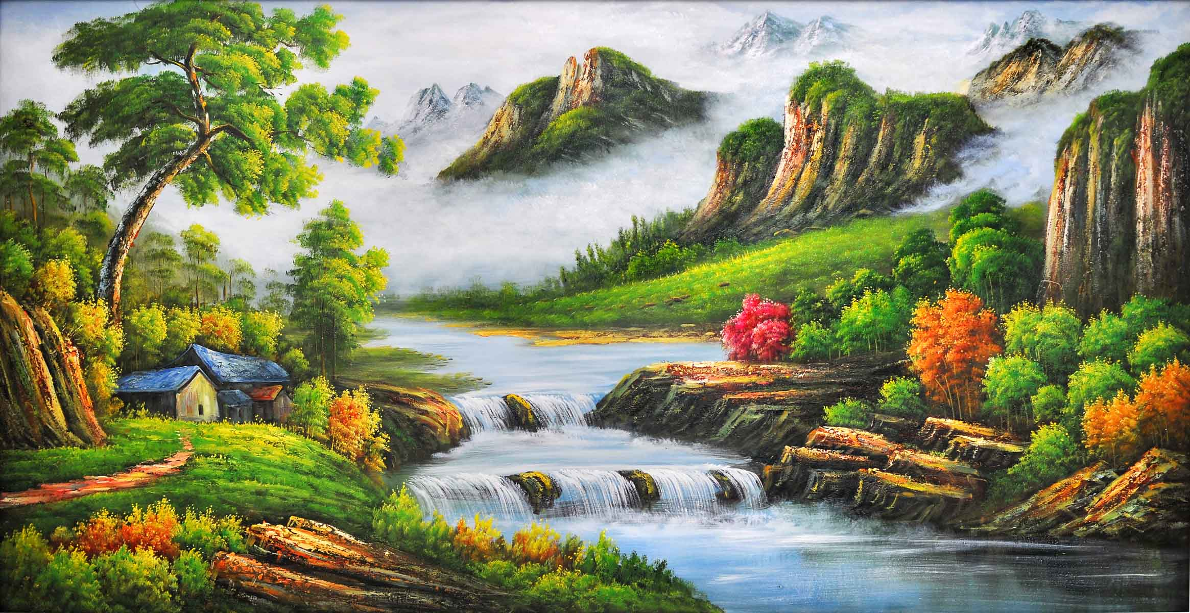 Buy 179 Frameless Decorative Painting Wall Painting Paintings 559
