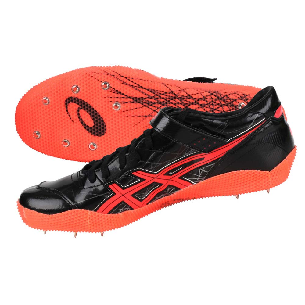 2019 authentisch neueste anders Buy Asics hi PRO-L jump jump high jump spikes-foot-men with ...