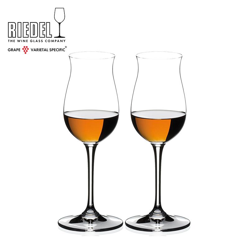 奧地利RIEDEL BAR干邑杯烈酒杯洋酒杯水晶杯軒尼詩德國進口禮盒