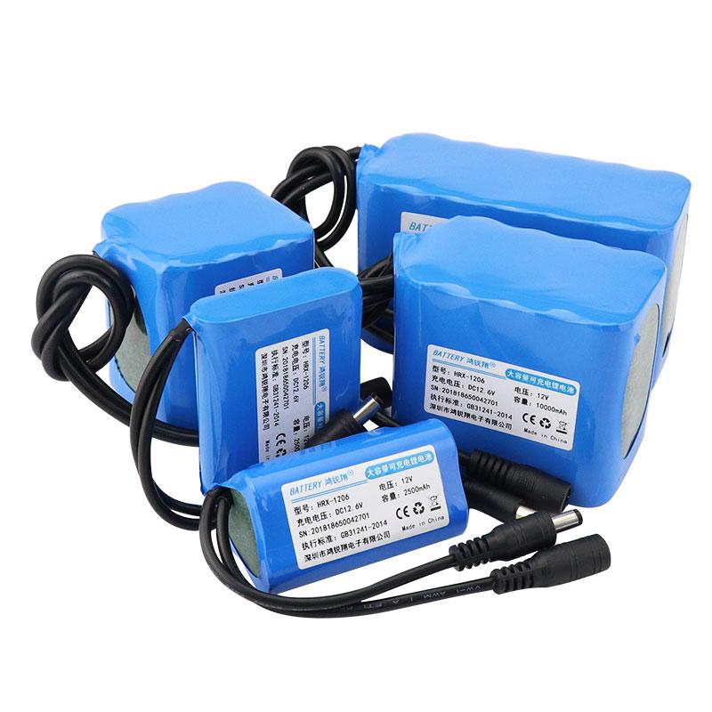 伏锂电池电瓶 锂电池组大容量氙气灯拉杆音箱太阳能路灯户外  12V 12