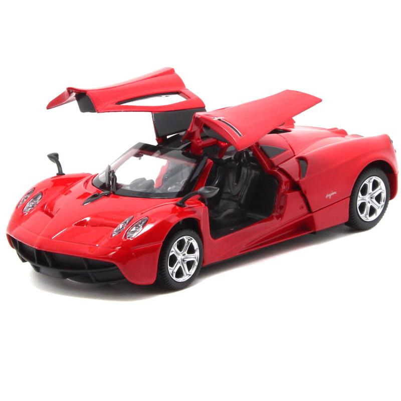 礼物1:32兰博基尼阿斯顿马丁合金小汽车模型儿童玩具车声光回力车