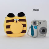 Polaroid camera bag mini7c mini8 mini90 SQ20 protective sleeve cute mini-plush diagonal 25