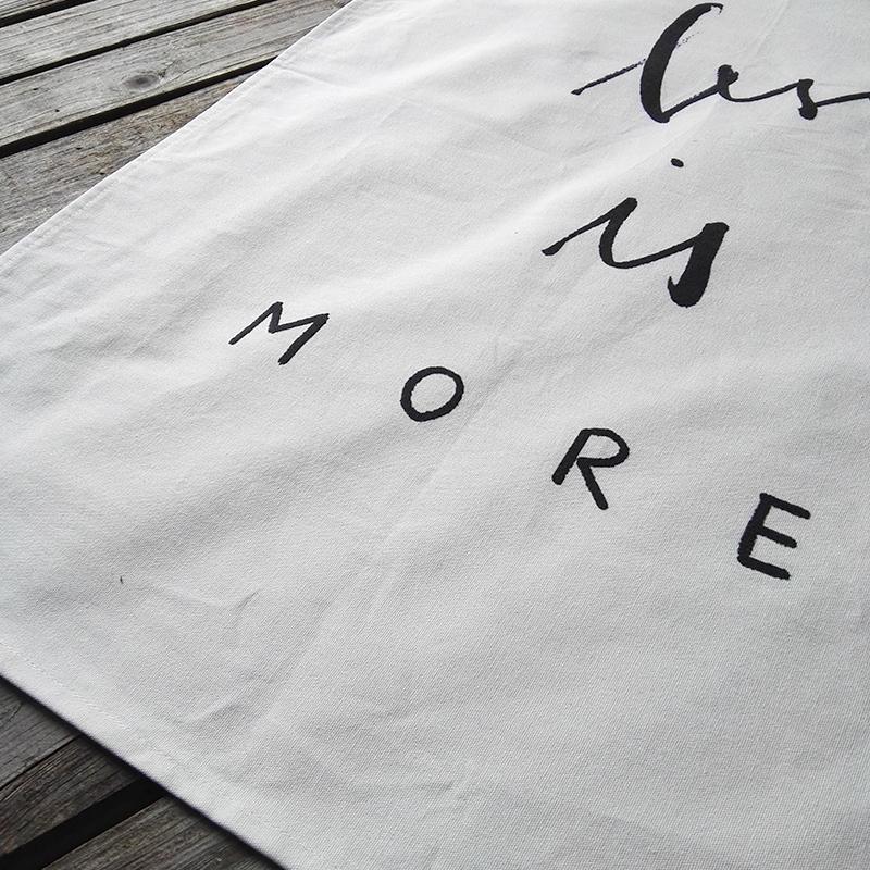 17英哩纯棉茶餐巾北欧风现代简约餐垫本白色餐巾餐桌布艺桌垫