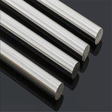 Stainless steel light round rod / optical axis rod length can be zero cut m15*80*90*100-1000mm