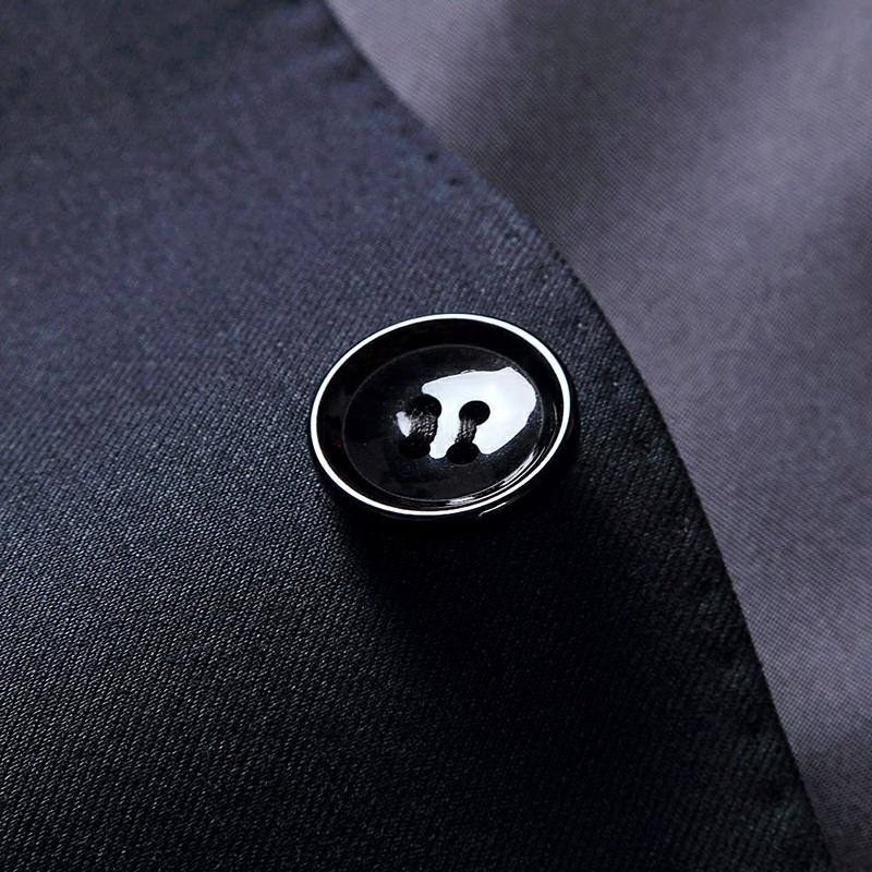 培罗蒙秋季西装中年男士商务正装休闲西装修身礼服职业装西服套装