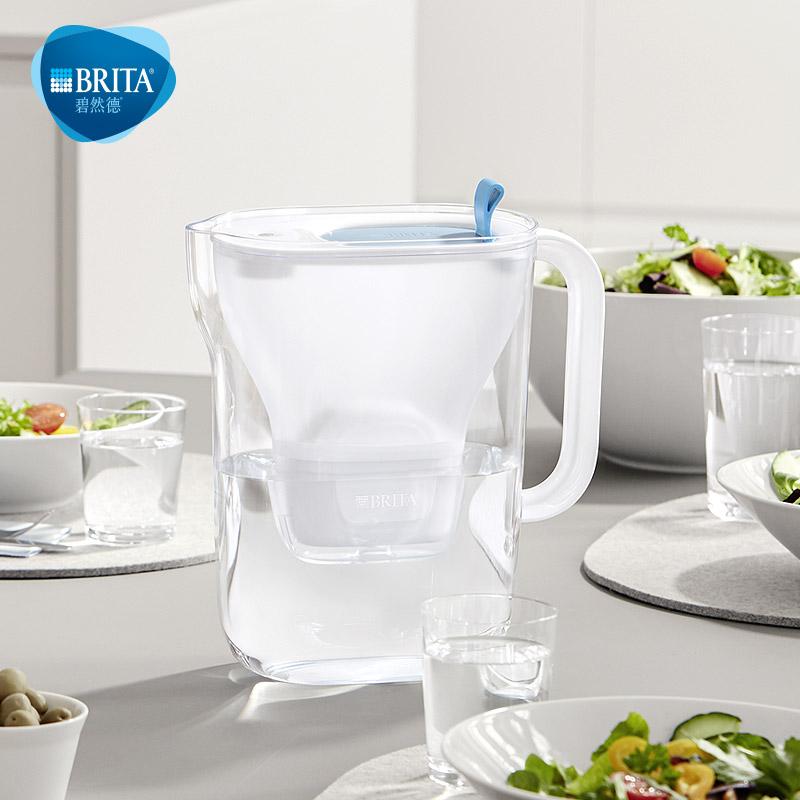 碧然德 Style设计师系列 3.5L+去水垢加强版滤芯5枚 净水壶