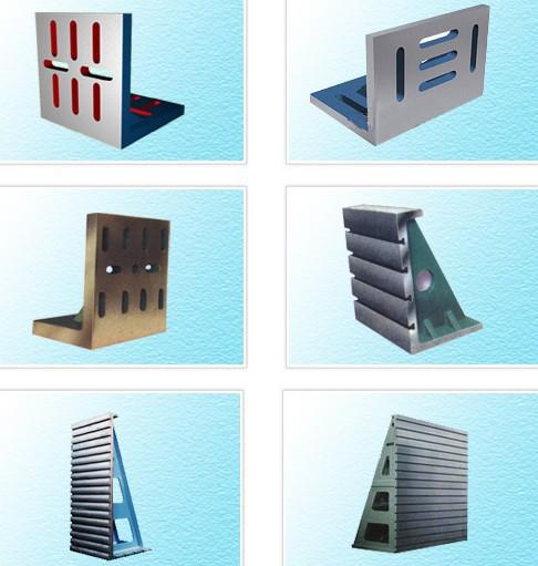 铸铁弯板直角靠板90度T型槽检验测量划线安装机床异性定做直角板