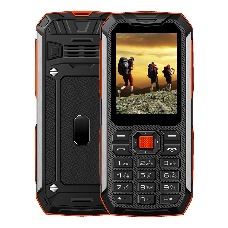 军工三防老人机按键直板防水老年手机超长待机正品 F555 中兴 ZTE