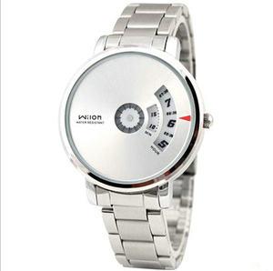 新款威龙 转盘系列韩版休闲个性帅气男士手表 中性表 时装表 男表