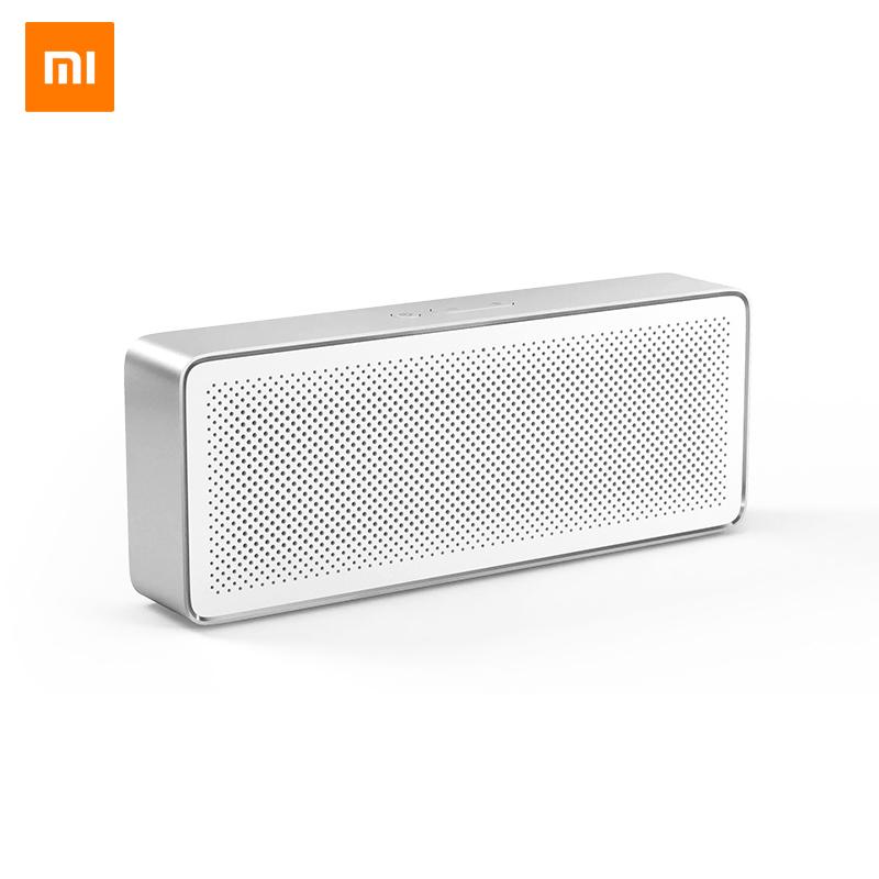 Xiaomi/小米 小米方盒子蓝牙音箱2无线迷你便携户外家用手机音箱