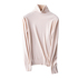 [Clearance at the end of the year] Dui Dui Neck Women's Sweater Short Knitted Loose Lazy Turtleneck Pullover Large Size Base Shirt