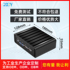 Xinchuang cloud mini host quad-core j1900 home office dual-network dual-string i7 5500u embedded industrial computer