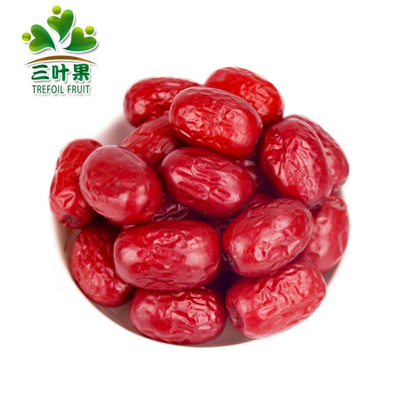 新疆若羌灰枣特产红枣子零食特级免洗2500克干果红枣散装非和田枣