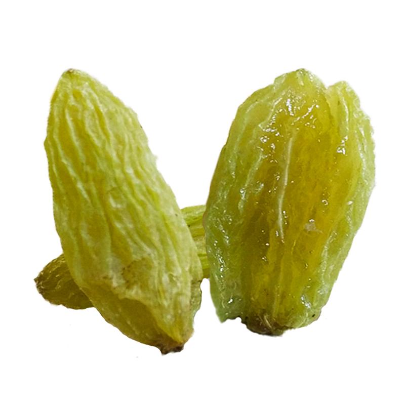 干果 2 500g 特级超大免洗绿宝石葡萄干 1000g 三叶果新疆特产吐鲁番