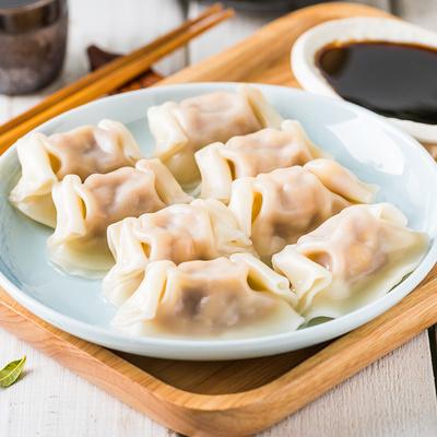 湾仔码头玉米蔬菜猪肉水饺720g 速冻水饺 饺子 早餐