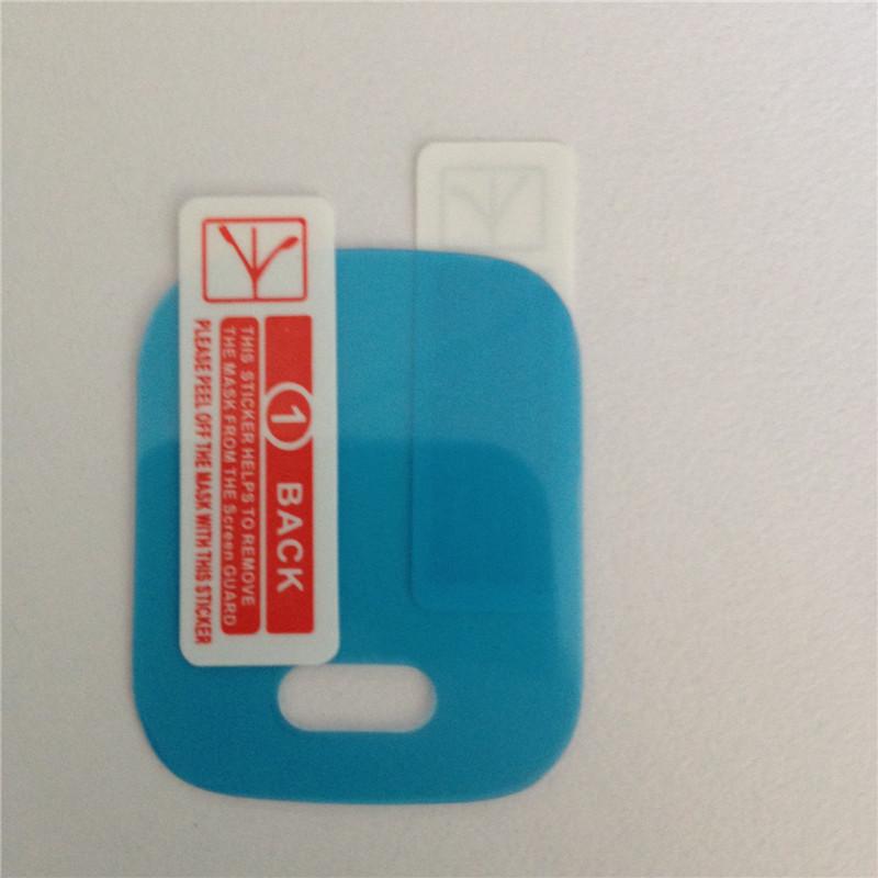 小天才贴膜儿童电话手表Y01 Y02高清防刮花保护膜 防爆软钢化膜