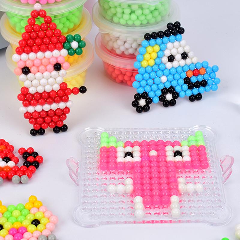 水雾魔珠神奇水雾法珠子手工DIY制作男女孩水珠儿童玩具水务魔珠