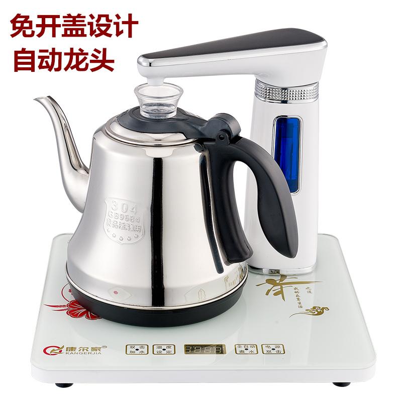 纯净桶装水电动抽水器加热茶具自动上水加吸水器饮水机烧水煮茶壶
