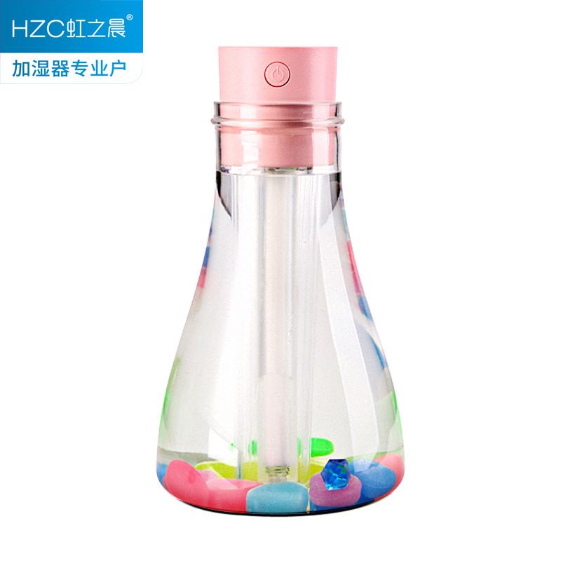 USB加湿器大容量家用卧室迷你小型孕妇婴儿空气补水便携式喷雾器