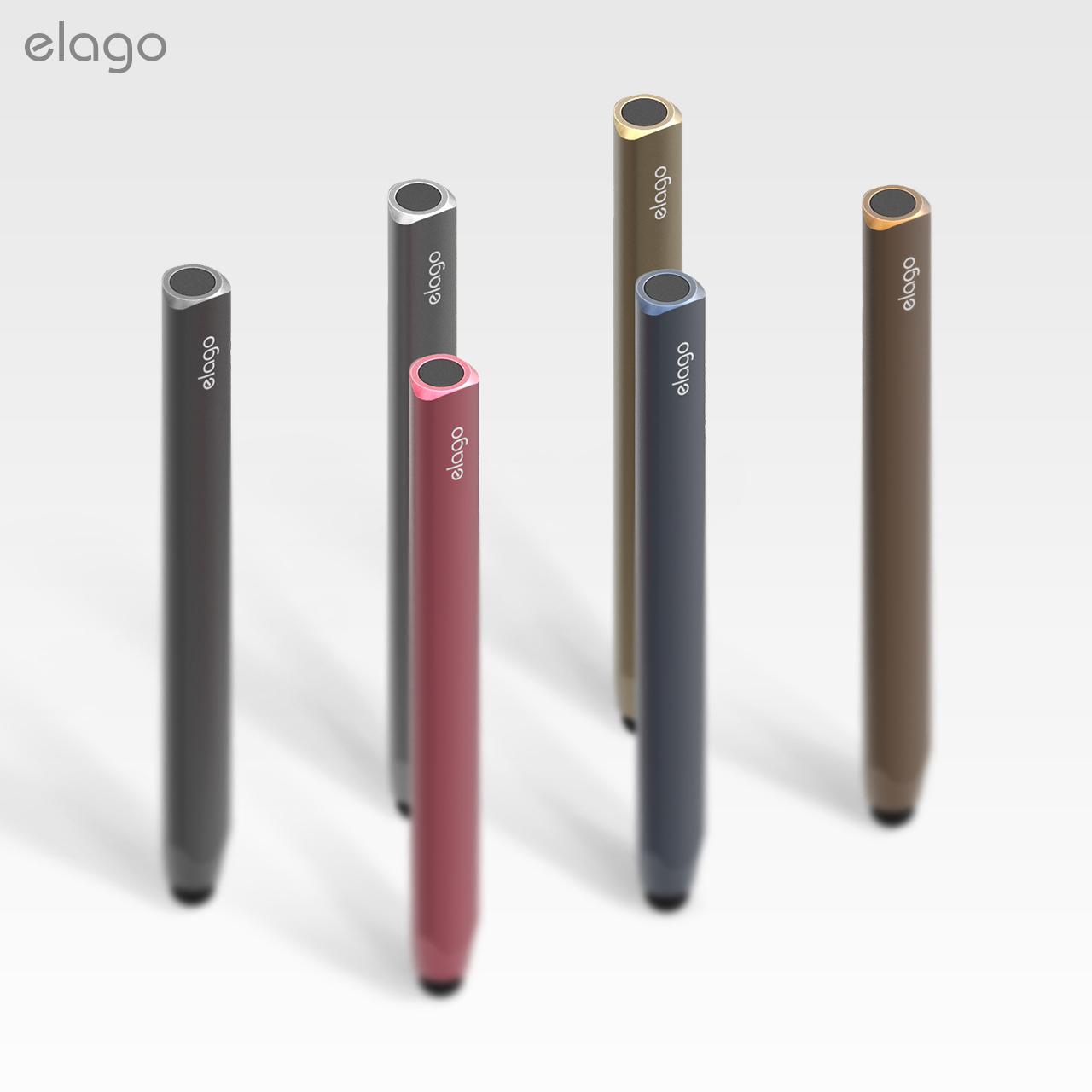 elago蘋果Xs max電容筆ipad觸屏xr智慧手機觸控式螢幕幕精度手寫筆蘋果X三星華為小米平板4安卓通用型