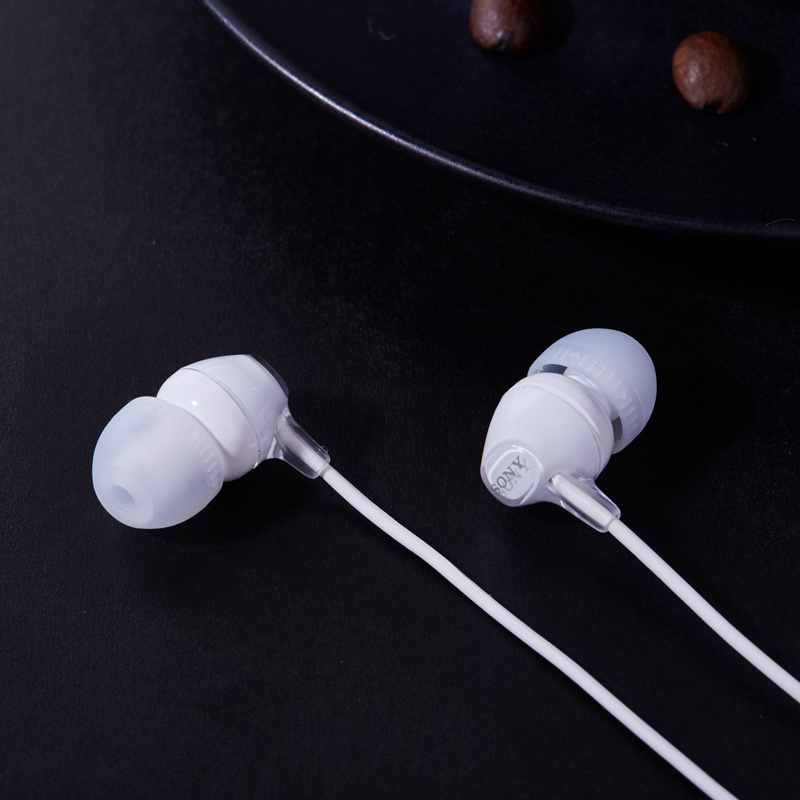 入耳式耳机通用手机电脑音乐耳塞 EX15LP MDR 索尼 Sony 赠耳机包