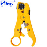 Sanbao HT-352 Wire Stripping Plier Adjustable Wire Stripper Multifunctional Wire Stripper Coaxial Wire Stripping Tool