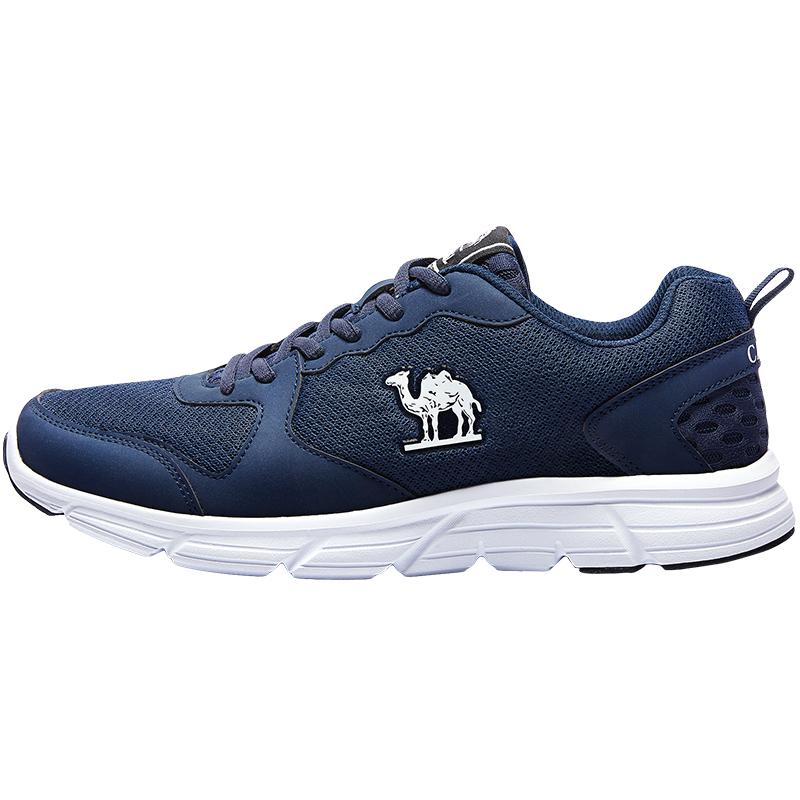 骆驼运动鞋 男子跑鞋夏季轻便网面透气休闲鞋男鞋耐磨缓震跑步鞋