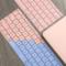 macbookpro键盘膜苹果电脑13.3寸air笔记本13贴膜12保护膜15mac快捷os功能贴全覆盖透光轻薄防尘硅胶15.4配件
